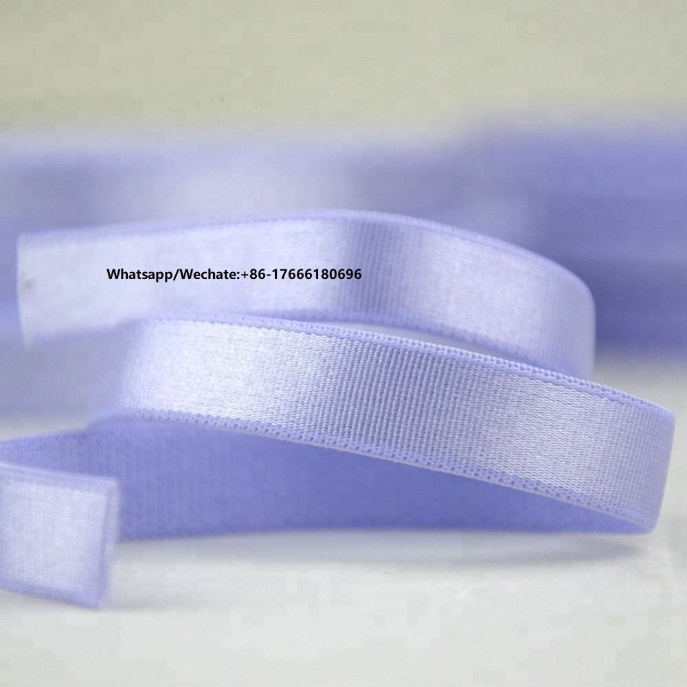 Wholesale Lingerie Elastic Webbing Stocklot,Elastic Bra Tape,Shoulder Tape Stock